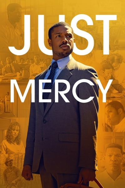 Just Mercy 2019 HDRip 720p Full English Movie Download