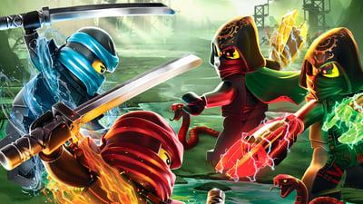 Ниндзяго: Мастера Кружитцу - кадр из мультсериала