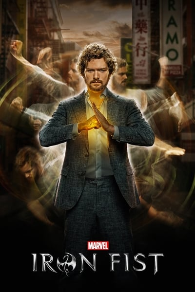 Marvel's Iron Fist TV Show Poster