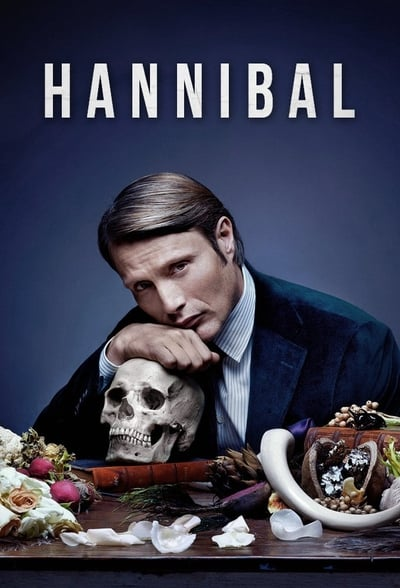 Hannibal TV Show Poster