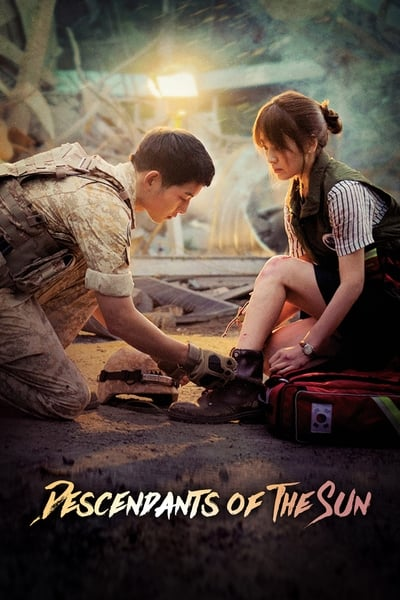 Descendants of the Sun TV Show Poster