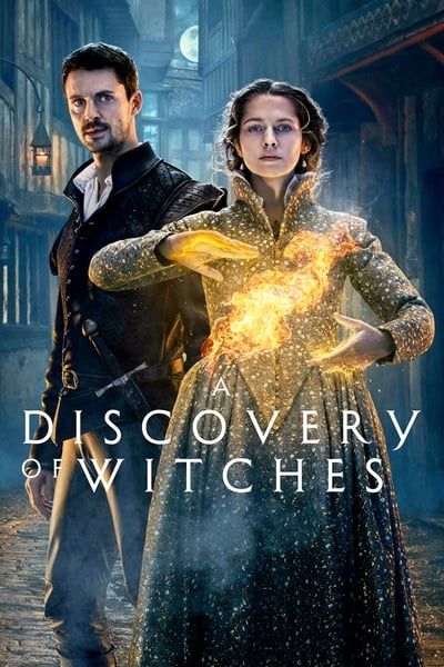 A Discovery of Witches TV Show Poster