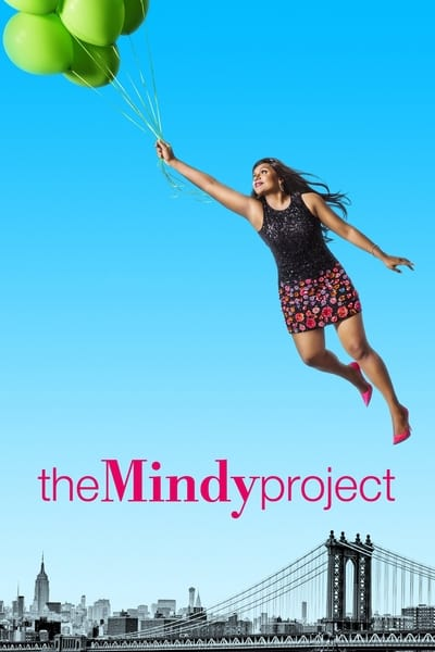 The Mindy Project TV Show Poster