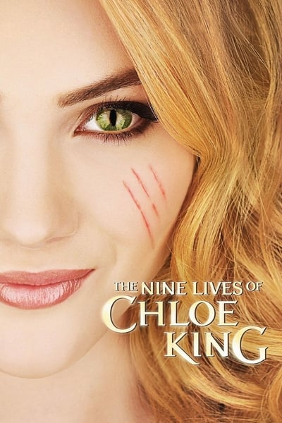 The Nine Lives of Chloe King TV Show Poster