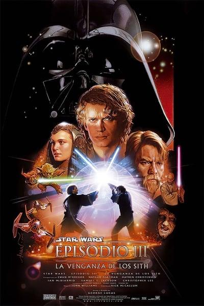 La guerra de las galaxias: Episodio III – La venganza de los Sith (2005)