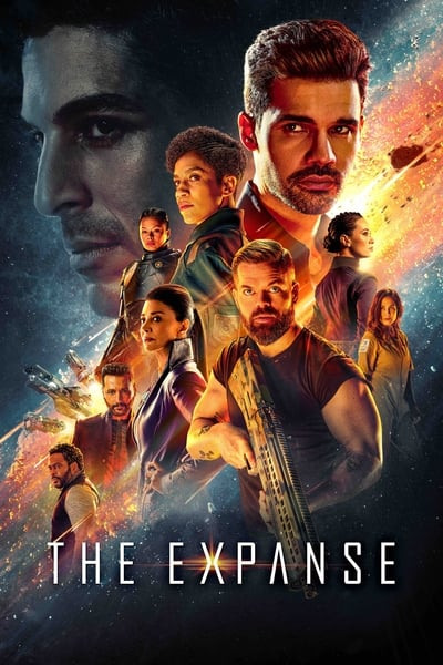 The Expanse TV Show Poster