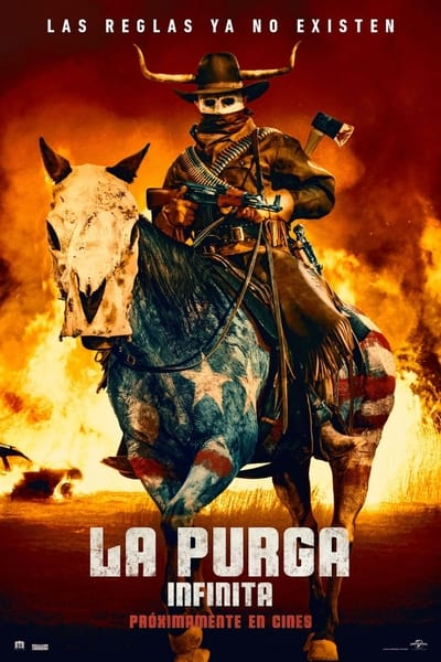 La Purga: Infinita (The Forever Purge) (2021)