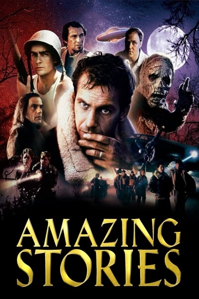 Amazing Stories TV Show Poster