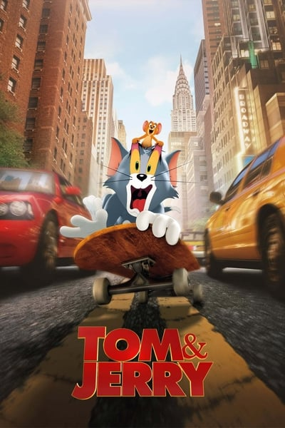 Pelicula Tom y Jerry 2021