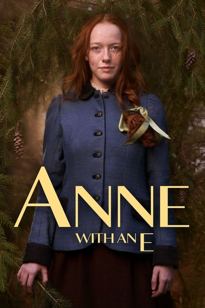 Anne with an E TV Show Poster