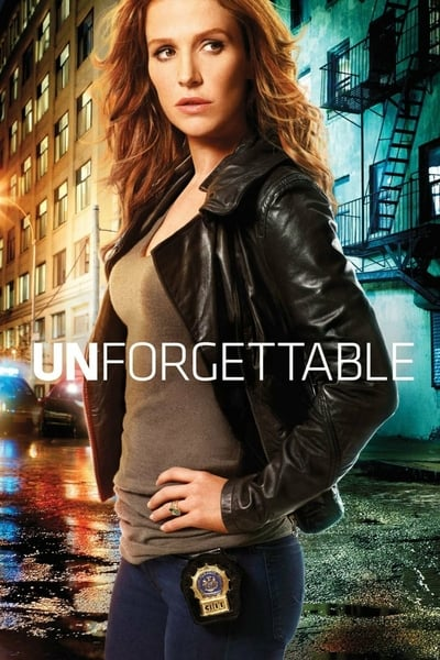 Unforgettable TV Show Poster
