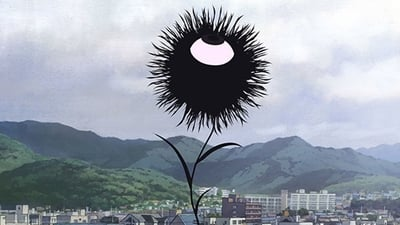 Цветы зла - кадр из аниме