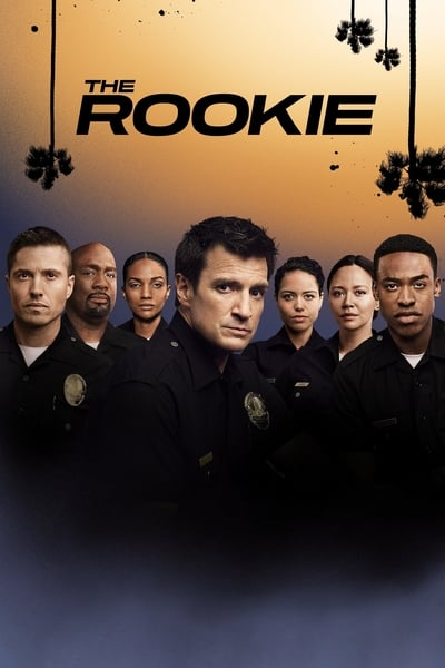 The Rookie TV Show Poster