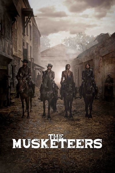 The Musketeers TV Show Poster