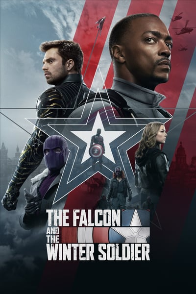 The Falcon and the Winter Soldier TV Show Poster