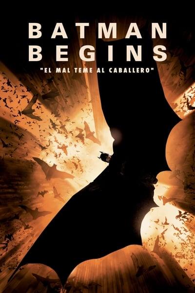Batman Begins / Batman inicia (2005)