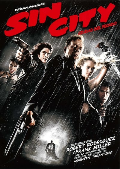 Sin City: Ciudad del pecado (Sin City ) (2005)