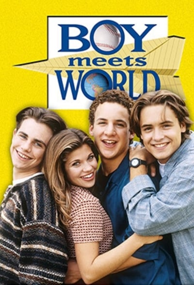 Boy Meets World TV Show Poster