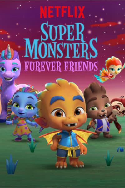 Supermonstruos: Una amistad con mucha garra (2019)
