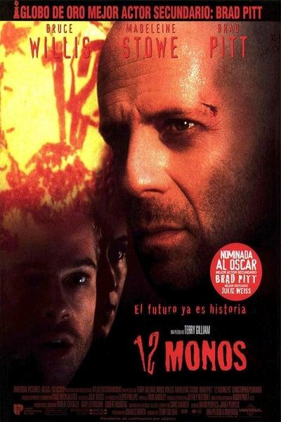 12 monos (Twelve Monkeys)