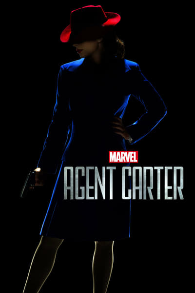 Marvel's Agent Carter TV Show Poster