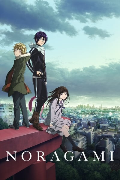 Noragami TV Show Poster