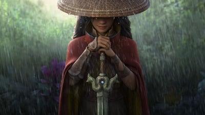 Райя и последний дракон - кадр из мультфильма