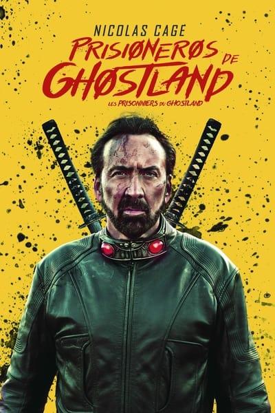 Prisioneros De Ghostland (2021)