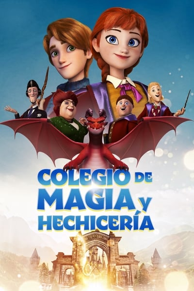 Colegio de magia y hechicería / The Academy of Magic