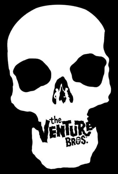 The Venture Bros. TV Show Poster