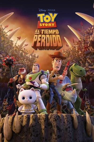 Toy Story, el tiempo perdido (Toy Story – Olvidados en el Tiempo) (2014)
