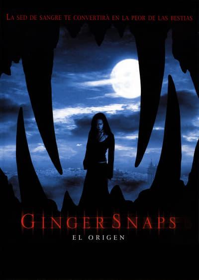 Ginger Snaps III: El origen (Feroz: El inicio) (Ginger Snaps 3)