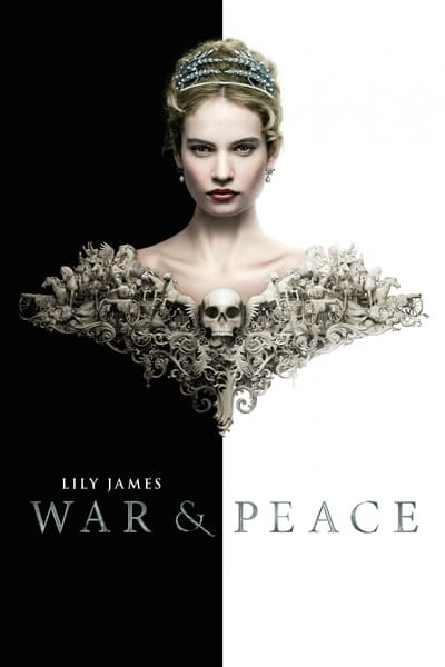 War and Peace TV Show Poster