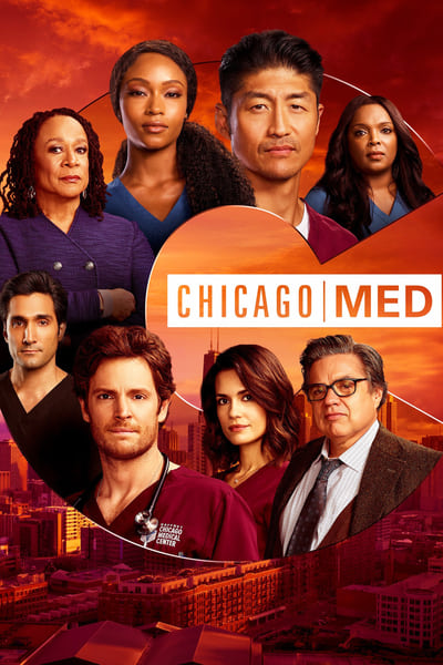 Chicago Med TV Show Poster