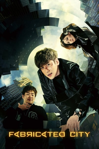 Fabricated City 2017 480p BluRay Dual Audio In Hindi 300MB