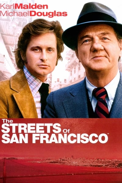 The Streets of San Francisco TV Show Poster