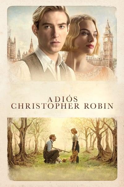 Hasta pronto, Christopher Robin (2017)