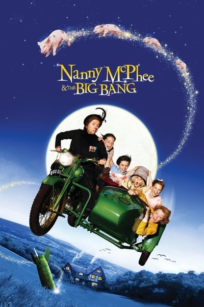 Nanny McPhee Returns 2010 BRRip 720p Dual Audio In Hindi