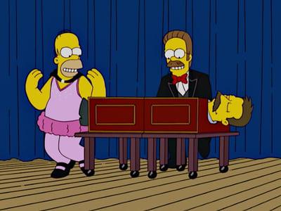 Симпсоны секс торты и глупости в hd