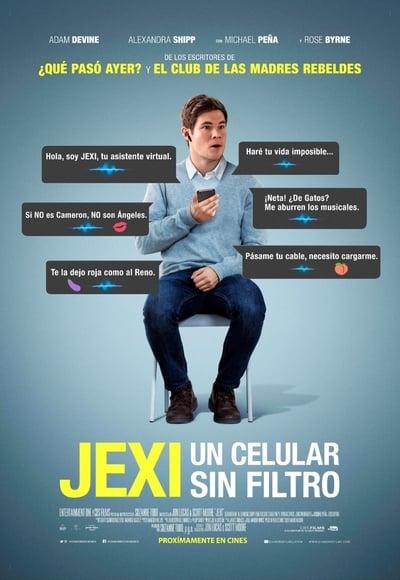 Jexi Un Celular Sin Filtros