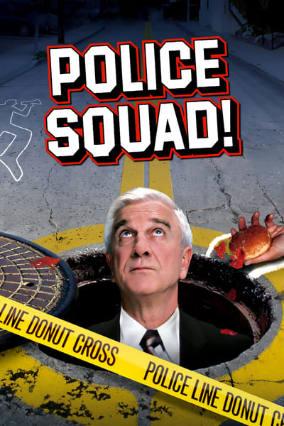 Police Squad! TV Show Poster
