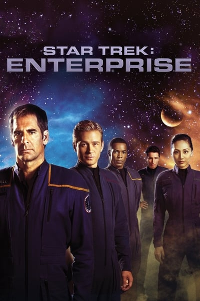 Star Trek: Enterprise TV Show Poster