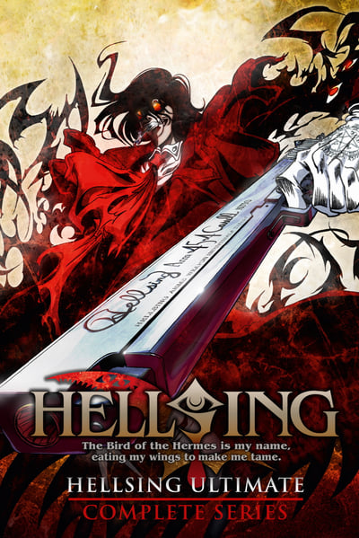 Hellsing Ultimate TV Show Poster