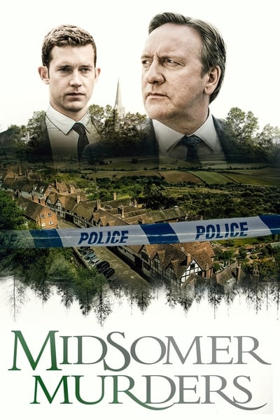 Midsomer Murders TV Show Poster
