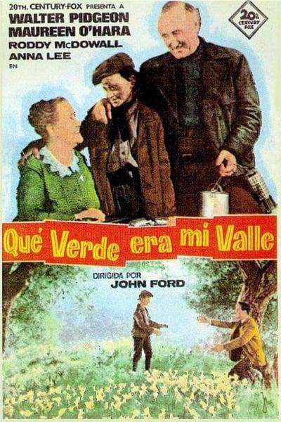 Ver Qué Verde Era Mi Valle 1941 Película Completa En Línea En Línea De Transmisión En Uk Dailymovie