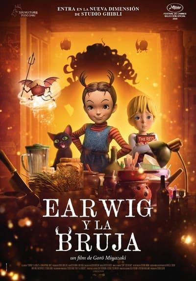 Earwig y la bruja (2021)