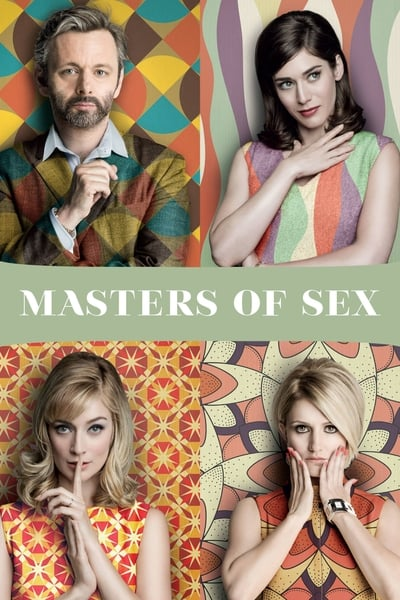Masters of Sex TV Show Poster