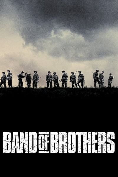 Band of Brothers TV Show Poster
