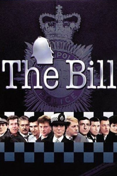The Bill TV Show Poster
