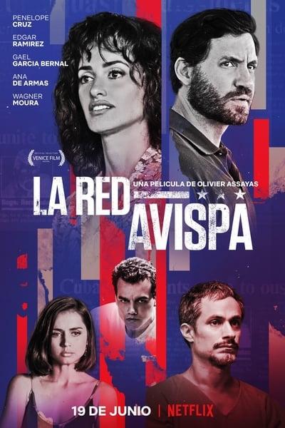 La red Avispa (Wasp Network)